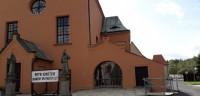 Oprava fasády, Klášter, Sokolov