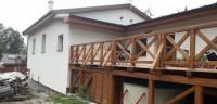Rekonstrukce hospůdky na Kamenici