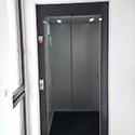 Výstavba výtahu na MÚ Březová