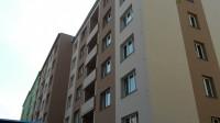 Zateplení fasády, ul. Jelínkova, Sokolov